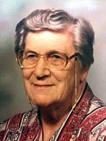 Ann B. Sterrett obituary photo