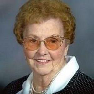Mildred Ida Wyman