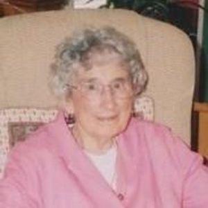 Irma Hudgins Barnett
