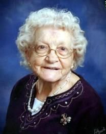 Florence Thompson Thompson obituary photo