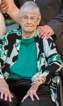 Ida M. Hughes obituary photo