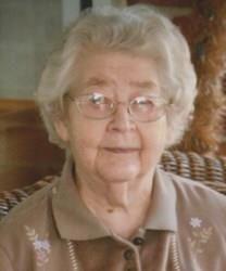 Hazel Rozelle Edwards obituary photo