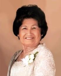 Frances Mabia Villamor obituary photo