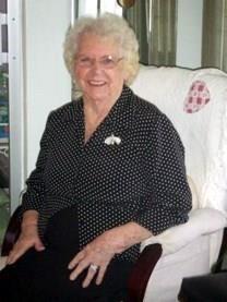 Rowena Trammell obituary photo