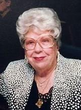 Irene Myrtle Huston obituary photo