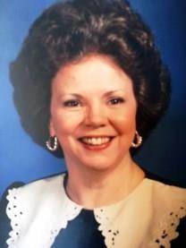 Martha Pamplin Holmes obituary photo