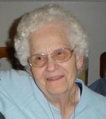 Dora Mildred French obituary photo