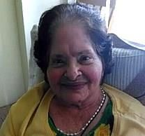 Balbina Josephine Barrera obituary photo