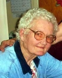 Margaret Berckenhoff obituary photo