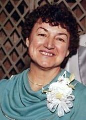Dorothy Mason obituary photo