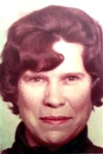 Norma Faye Hammers obituary photo