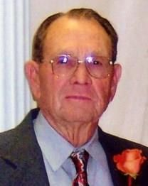 Harold Barnes obituary photo