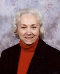Betty Roberts obituary photo