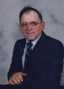 Albert Wayne Thompson obituary photo