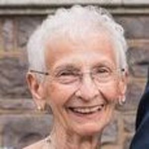 Joan M.  (nee March) MacGregor Obituary Photo