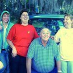 Photo Of Andrew Coburn, Jenny Gomes, Andrew Collins and Frances McRoy