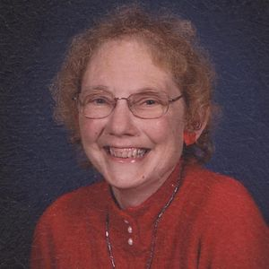 Marilyn B. Borgerding Obituary Photo