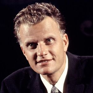 Rev. Billy Graham Obituary Photo
