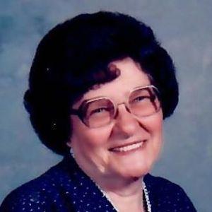 Mrs. Edith King Capps Obituary Photo