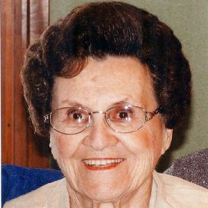 Alice B. Witte Blum Obituary Photo