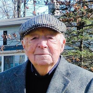 Norman Weir Obituary Photo
