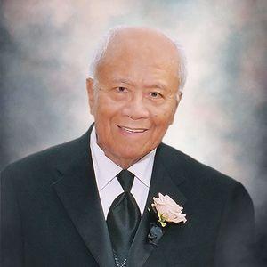 Melchor Pulido Mallare, M.D. Obituary Photo