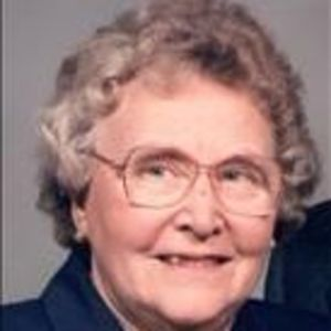 Gertrude F. Lotsbom