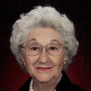 """Mrs. Cora """"Libby"""" Mahan"""