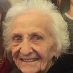 "Elizabeth Teresa (nee Gallagher) ""Betty"" Greer Obituary Photo"