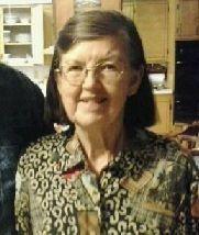 Letha Mae Cothern Baker