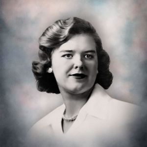 "Florence W. ""Fluffy"" Davis Obituary Photo"
