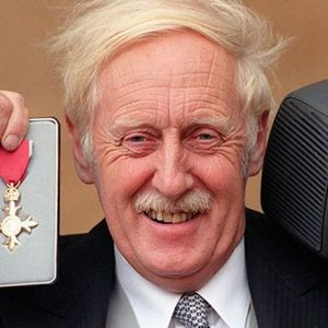 Trevor Baylis Obituary Photo
