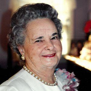 Mrs. Madge Tyre Locher