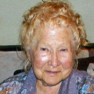 "Mary ""Phyllis"" Sparks Obituary Photo"