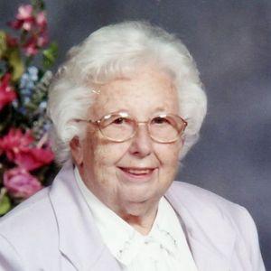 Bernice Welscott
