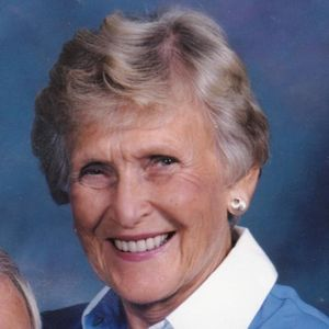 Elaine Bouman Obituary Photo