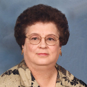 Shirley Theresa Hebert