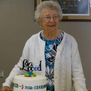 Mrs. Vivien D. (Rauscher) Johnson Obituary Photo