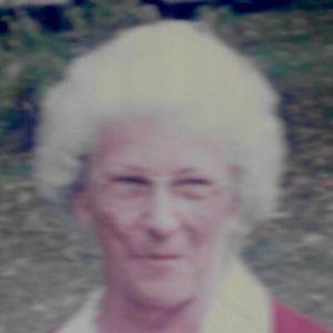 Mrs. Zennie Brown Elledge McFarlin Obituary Photo