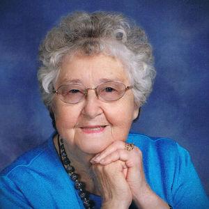 Mrs. Josephine V (Carr) Prentice Obituary Photo