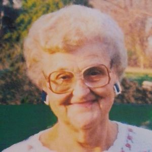 Adele B.  Blonski Obituary Photo