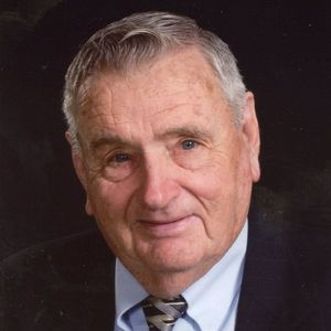 Vernon M. Matheney Obituary Photo
