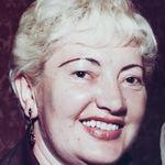 Portrait of Frances Zellner