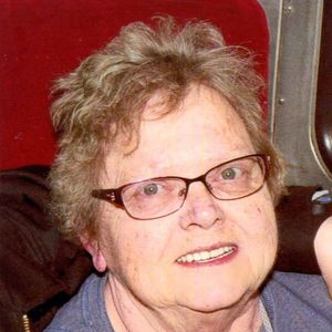 Frances DeGroot Obituary Photo