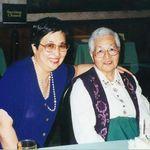 Mom and Nana Nana's 80th Birthday