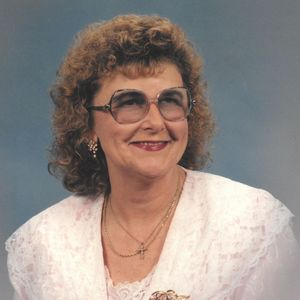 Mrs Mary Ann Brooks Chambers