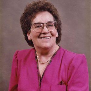 Ruth Frances Justice