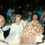 Having a wonderful time with Ilene Manning and Vera, whom she was very close with thru out her years...