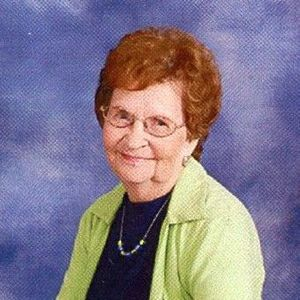 Betty Randall Black Obituary Photo