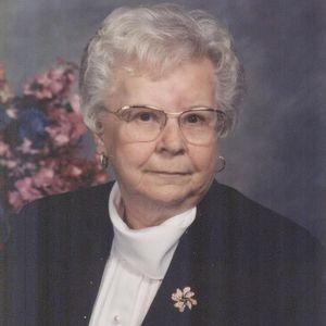 Betty E. VanWassehnova Obituary Photo